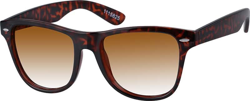 UnisexFull RimAcetate/PlasticEyeglasses #1115821