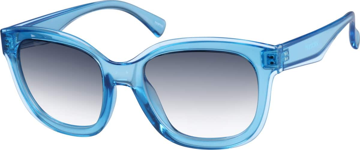 UnisexFull RimAcetate/PlasticEyeglasses #1116222