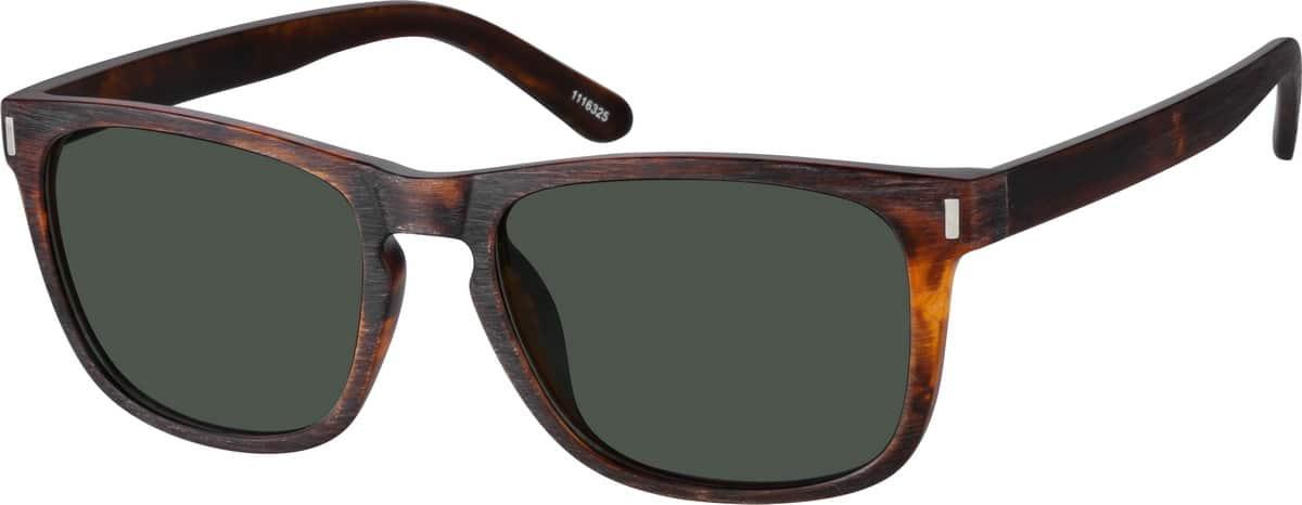 UnisexFull RimAcetate/PlasticEyeglasses #1116321