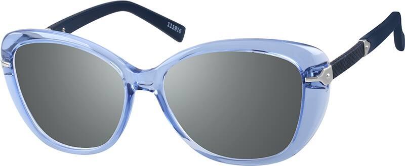 WomenFull RimAcetate/PlasticEyeglasses #111916