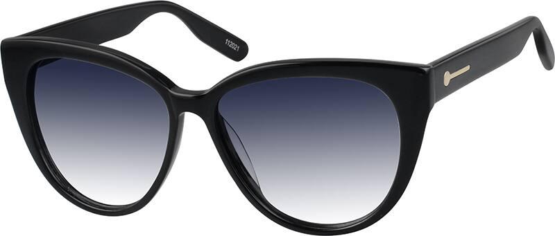 WomenFull RimAcetate/PlasticEyeglasses #112021