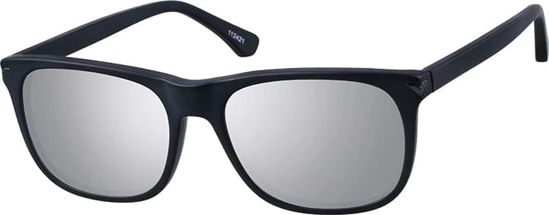 UnisexFull RimAcetate/PlasticEyeglasses #112416