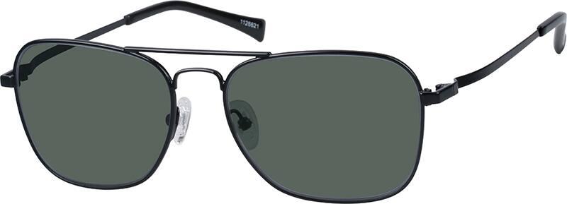 UnisexFull RimStainless SteelEyeglasses #1126621