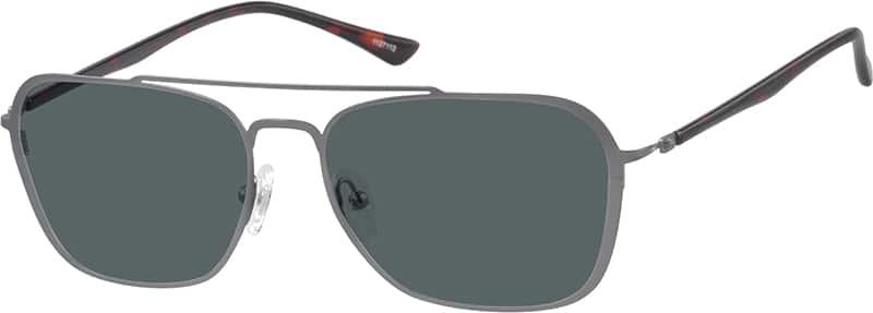 Zenni Optical Aviator Glasses : Gray Premium Aviator Sunglasses #11271 Zenni Optical ...