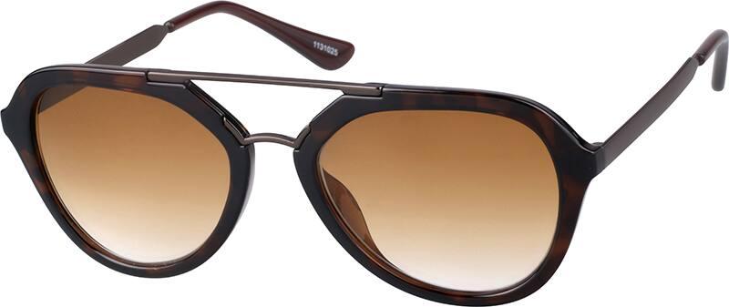 Zenni Optical Aviator Glasses : Tortoiseshell Premium Aviator Sunglasses #11310 Zenni ...