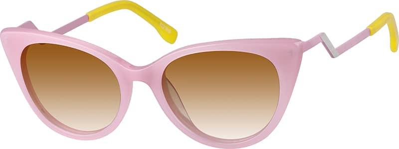 WomenFull RimMixed MaterialsEyeglasses #1131519