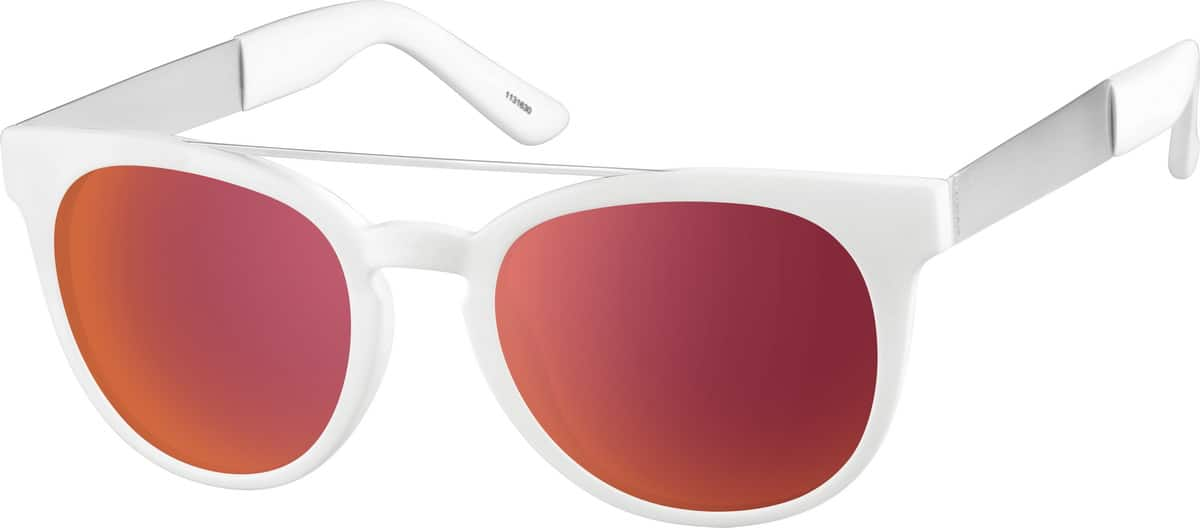 UnisexFull RimMixed MaterialsEyeglasses #1131630