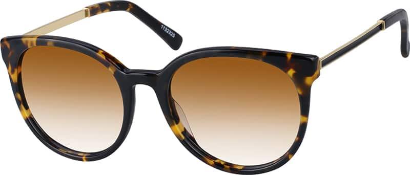 WomenFull RimMixed MaterialsEyeglasses #1132321