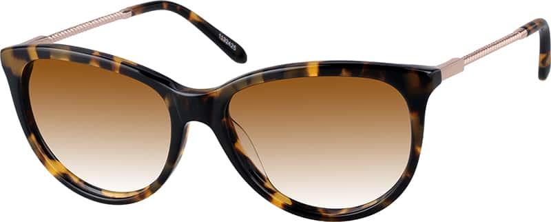 WomenFull RimMixed MaterialsEyeglasses #1132419