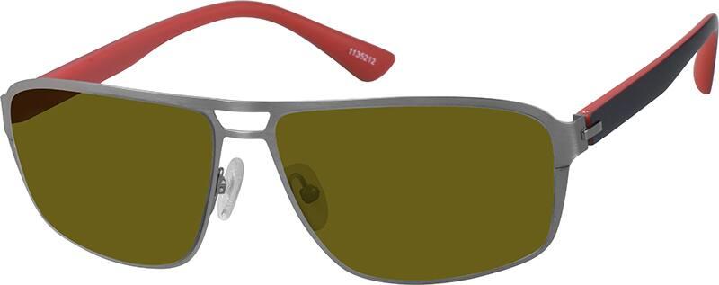 UnisexFull RimMixed MaterialsEyeglasses #1135212