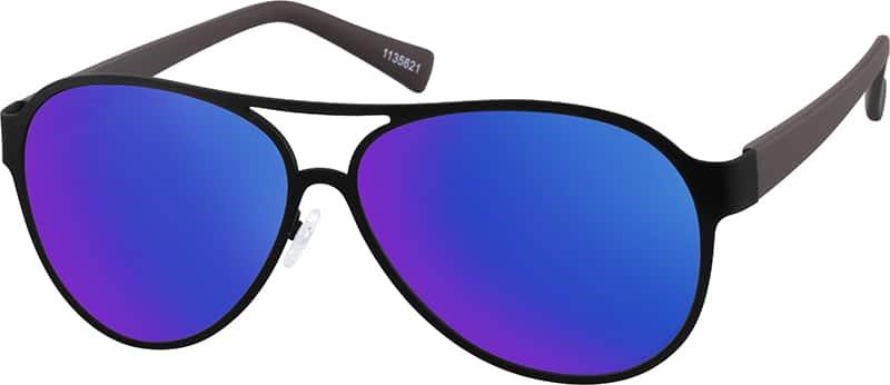 MenFull RimMixed MaterialsEyeglasses #1135615