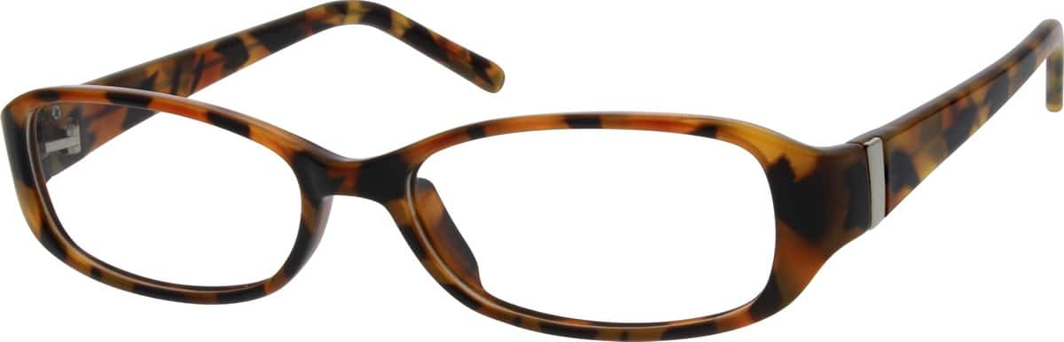 Women Full Rim Acetate/Plastic Eyeglasses #120125