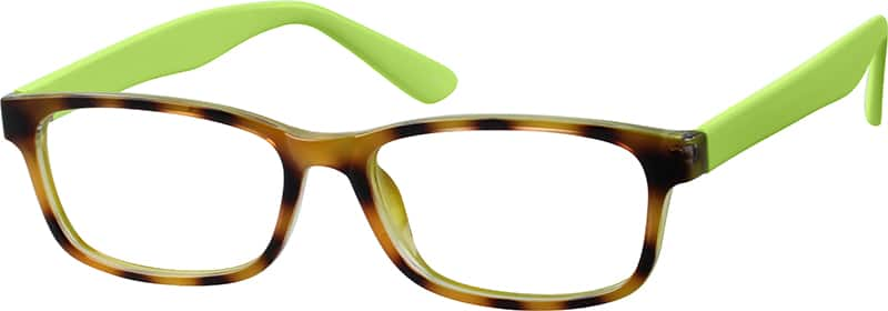 womens-stylish-patterns-plastic-full-rim-eyeglass-frame-120225