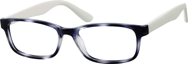 Women Full Rim Acetate/Plastic Eyeglasses #120225