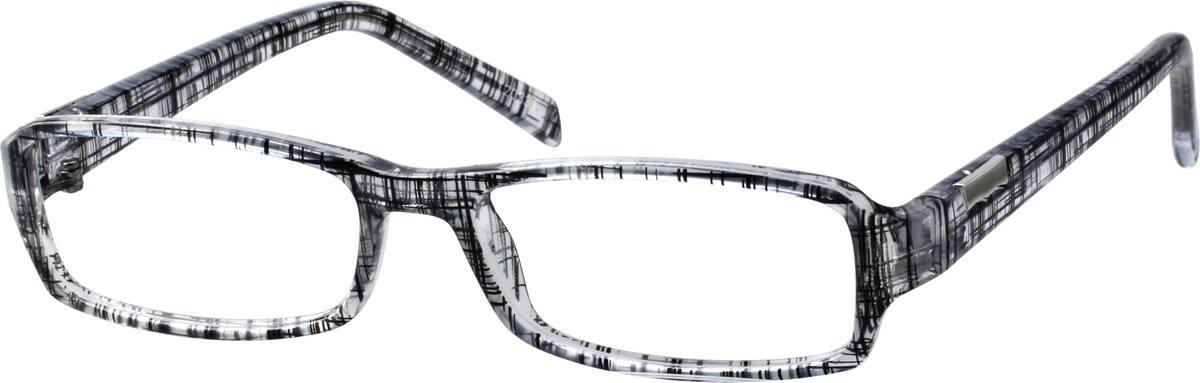 UnisexFull RimAcetate/PlasticEyeglasses #120331