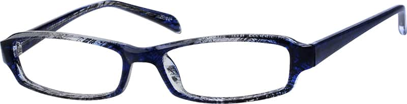 Women Full Rim Acetate/Plastic Eyeglasses #120526