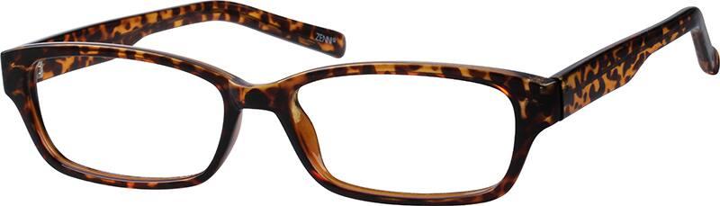 WomenFull RimAcetate/PlasticEyeglasses #120725