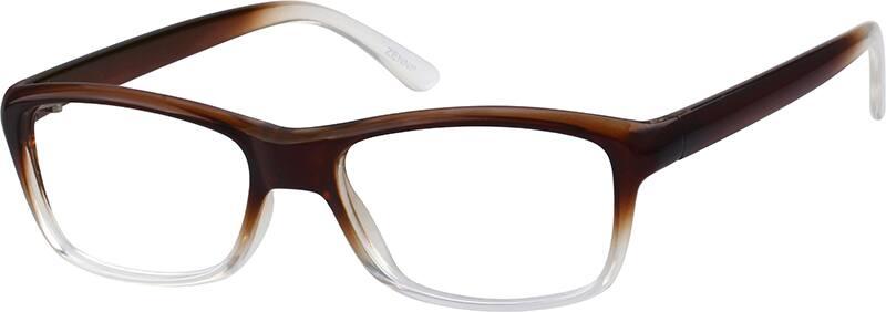 WomenFull RimAcetate/PlasticEyeglasses #121924
