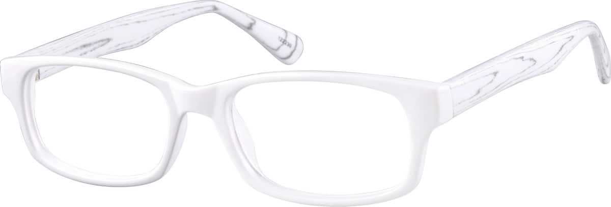 Rectangle Acetate Eyeglasses