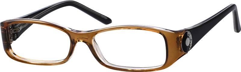 WomenFull RimAcetate/PlasticEyeglasses #122316