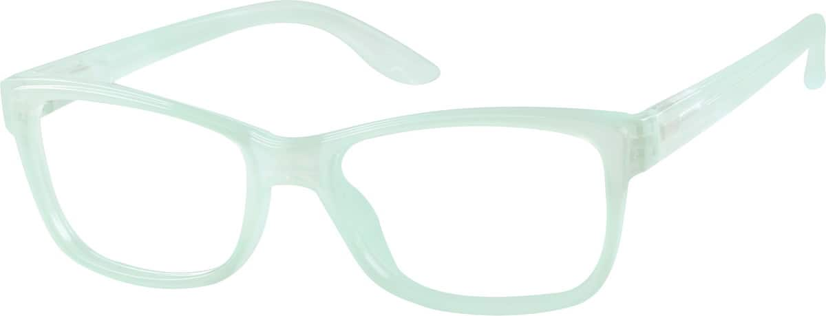 WomenFull RimAcetate/PlasticEyeglasses #122524