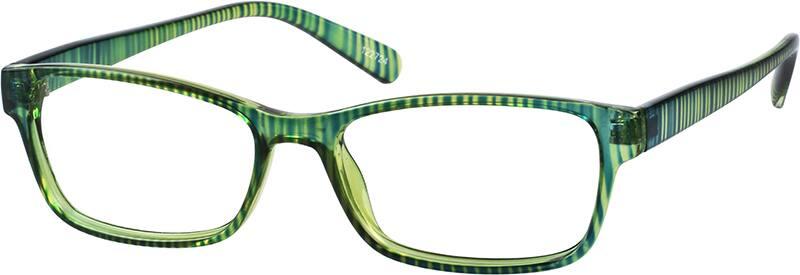 WomenFull RimAcetate/PlasticEyeglasses #122724