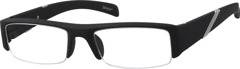 mens-halfrim-acetate-plastic-rectangle-eyeglass-frames-123221