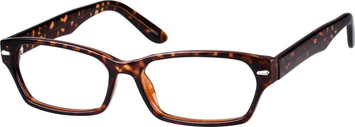 WomenFull RimAcetate/PlasticEyeglasses #123515