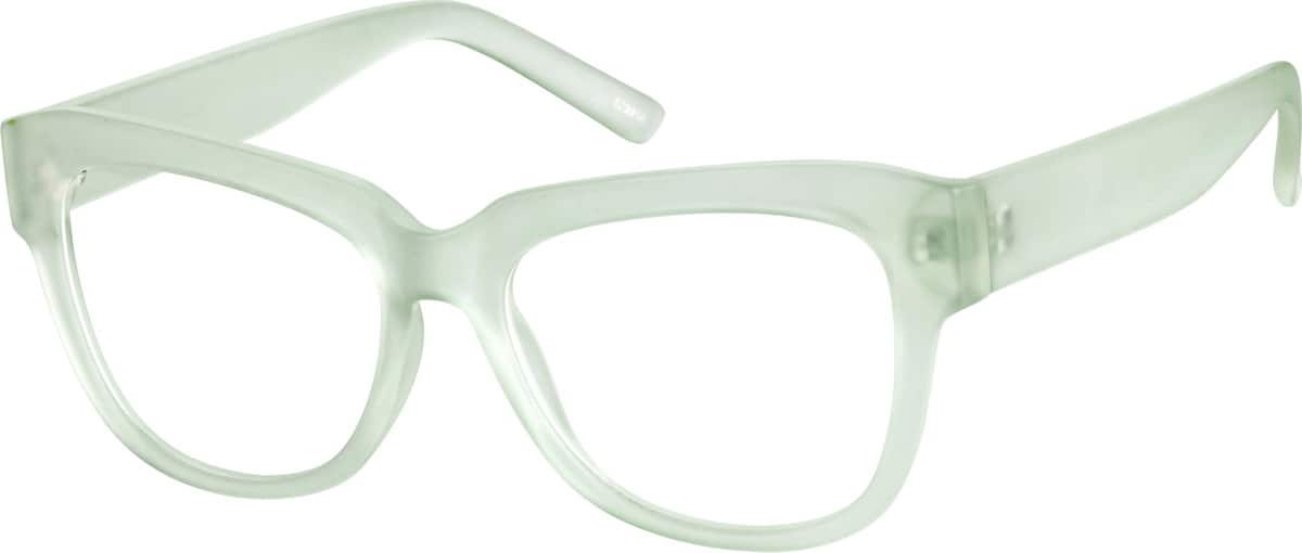 Trendy Cat-Eye Eyeglasses