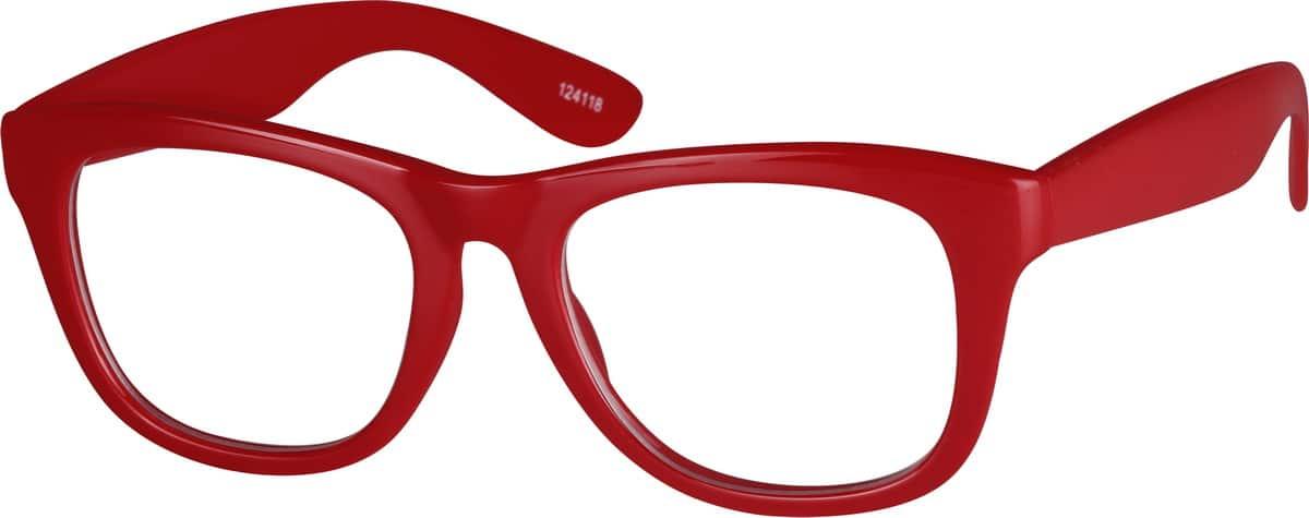 acetate-plastic-square-eyeglass-frames-124118