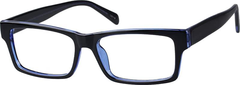 UnisexFull RimAcetate/PlasticEyeglasses #125116