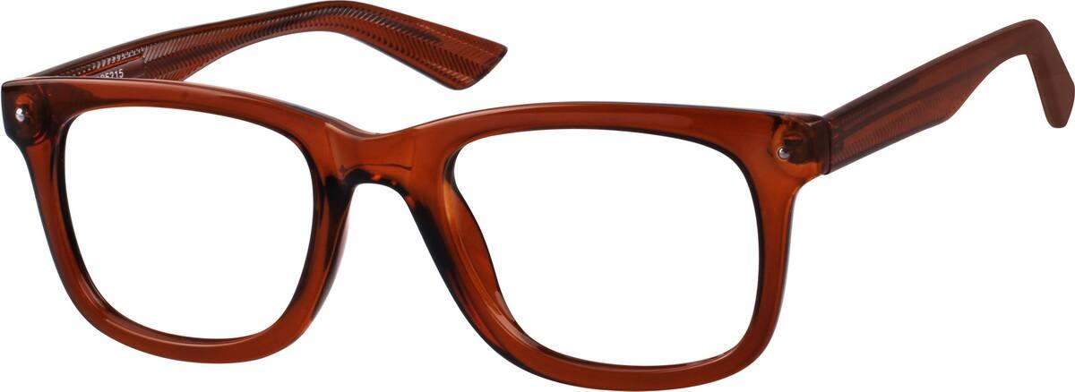 UnisexFull RimAcetate/PlasticEyeglasses #125215