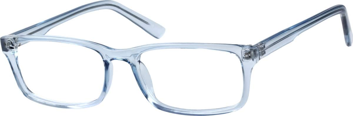 UnisexFull RimAcetate/PlasticEyeglasses #125416