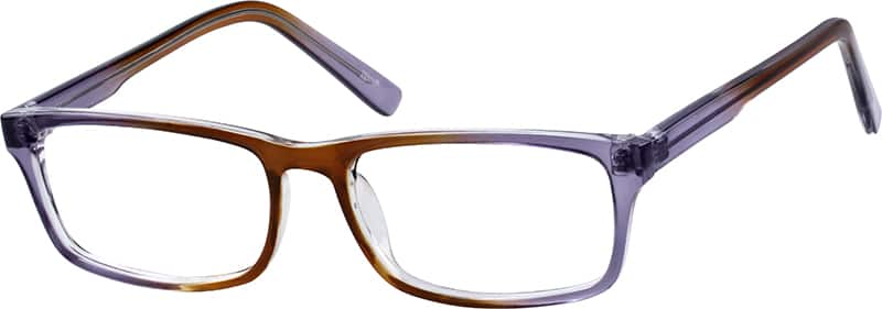 Women Full Rim Acetate/Plastic Eyeglasses #126115