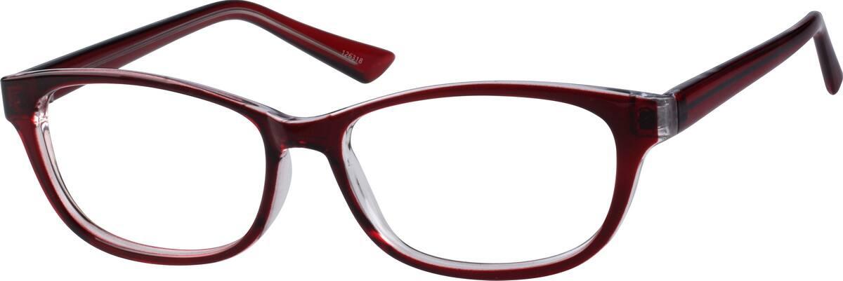 WomenFull RimAcetate/PlasticEyeglasses #126321
