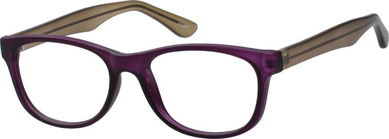 WomenFull RimAcetate/PlasticEyeglasses #128117