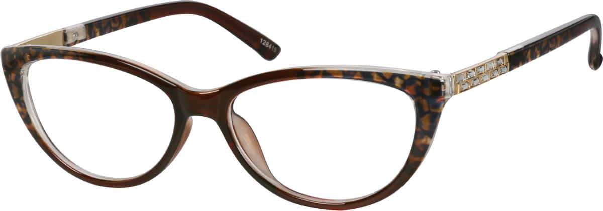 womens-plastic-cat-eye-eyeglass-frames-128415