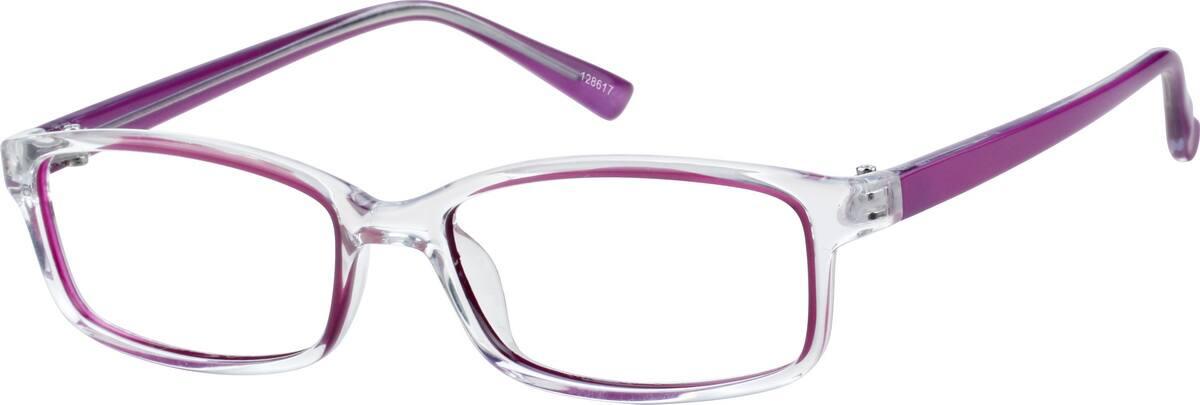 GirlFull RimAcetate/PlasticEyeglasses #128617