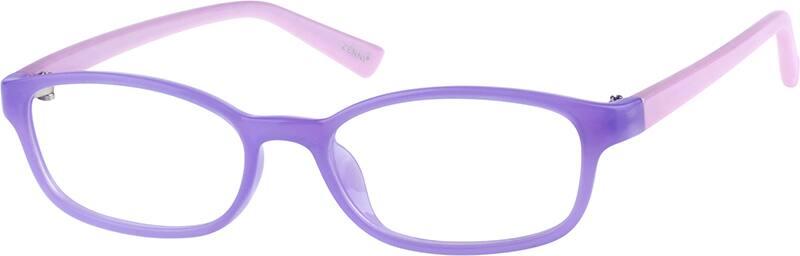 GirlFull RimAcetate/PlasticEyeglasses #128717