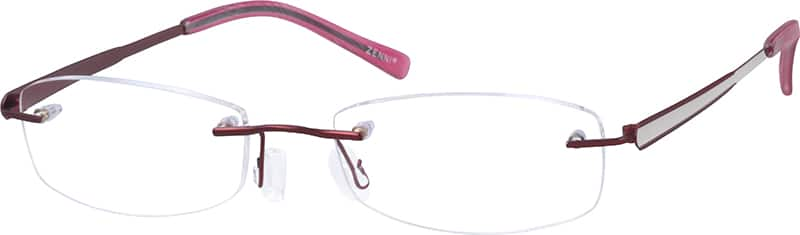 womens-rimless-titanium-eyeglass-frames-130418