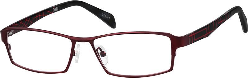 womens-titanium-full-rim-eyeglass-frame-flexible-plastic-temples-130618