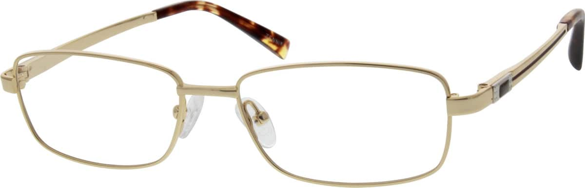 Men Full Rim Titanium Eyeglasses #131714