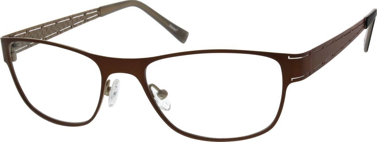 MenFull RimTitaniumEyeglasses #132315