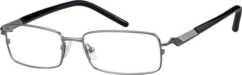 MenFull RimTitaniumEyeglasses #133221