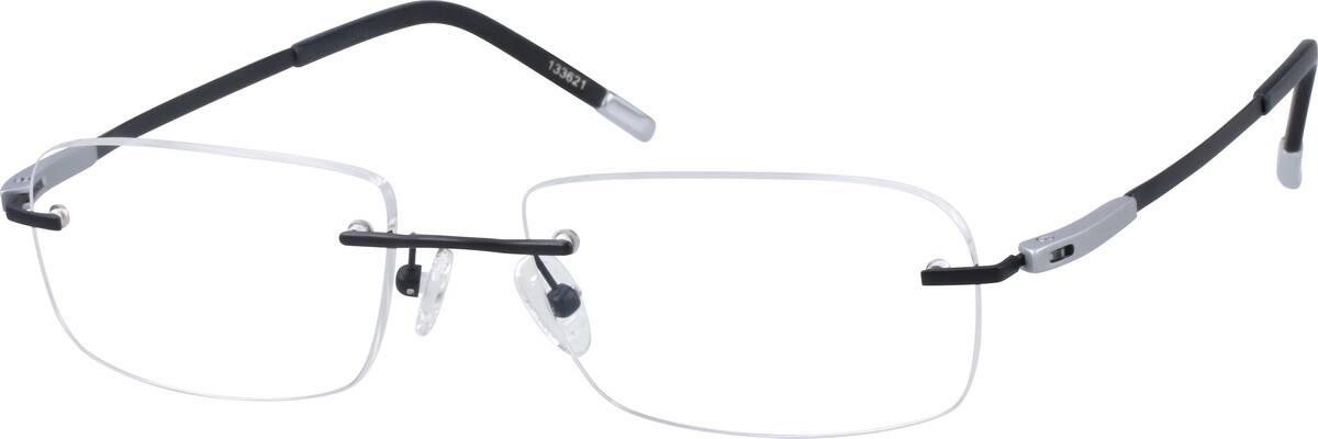 mens-rimless-titanium-eyeglass-frames-133621