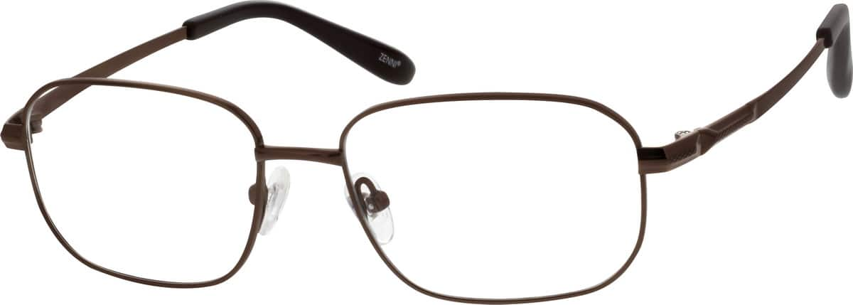 MenFull RimTitaniumEyeglasses #134112