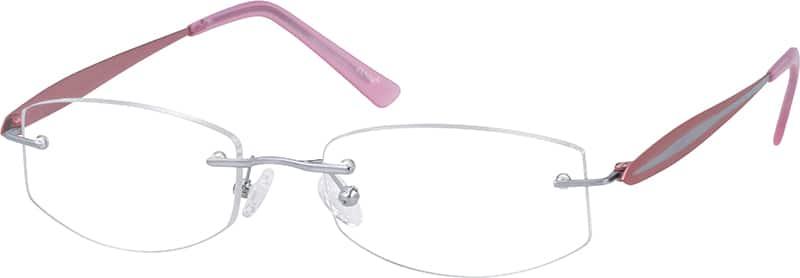womens-rimless-titanium-eyeglass-frames-134811
