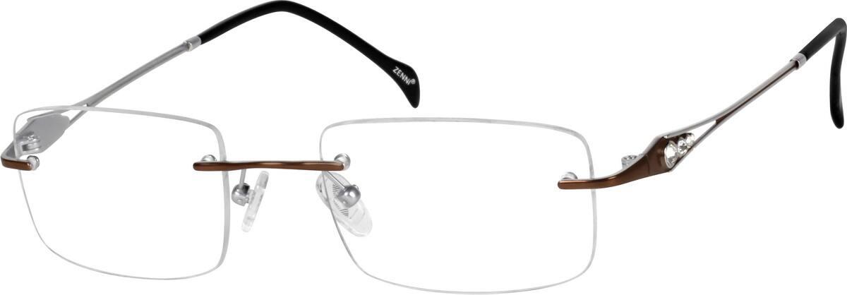 womens-rimless-titanium-eyeglass-frames-135215