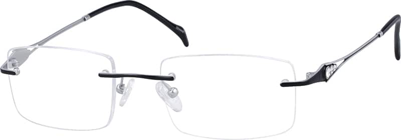 womens-rimless-titanium-eyeglass-frames-135221