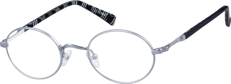 Women Full Rim Titanium Eyeglasses #135411